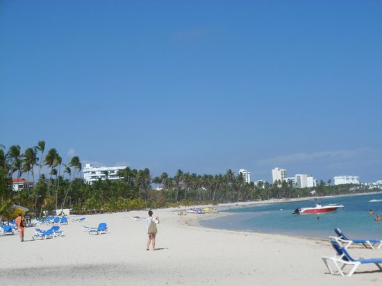 Coral Costa Caribe Resort & Spa: la plage