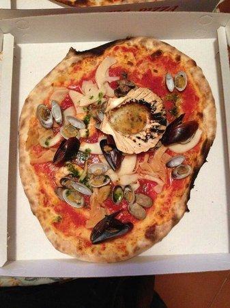 Barbablu : Ottima frutti di mare anche da asporto
