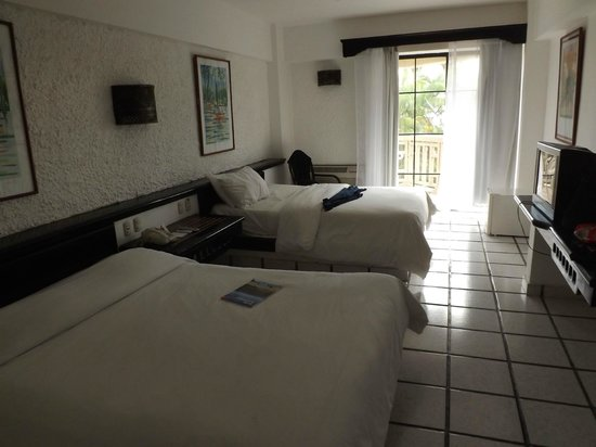 Coral Costa Caribe Resort & Spa: la chambre 1246