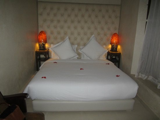 Villa Makassar: Our bed