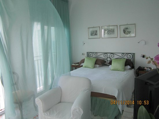 Hotel Marina Riviera: Room 51, light and bright!