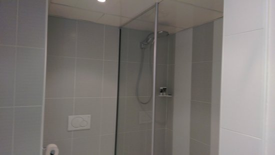 Mercure Paris Porte de Versailles Expo : shower