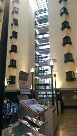 Mercure Paris Porte de Versailles Expo: Lobby