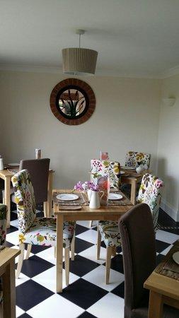 Deighton Lodge: Lovely dining area