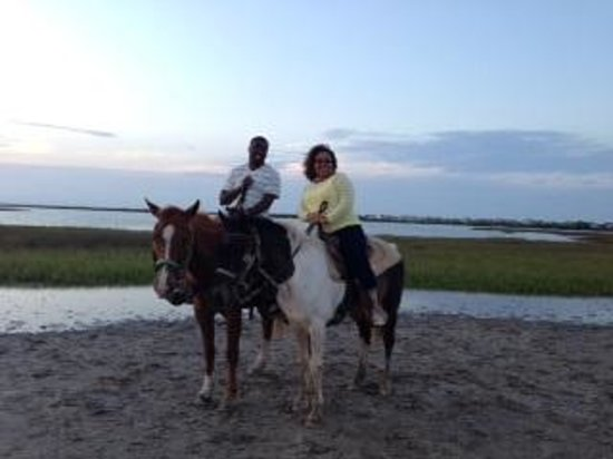 S-n-G Horseback Riding : Easter Weekend Getaway