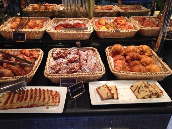 InterContinental Al Jubail: breakfast+