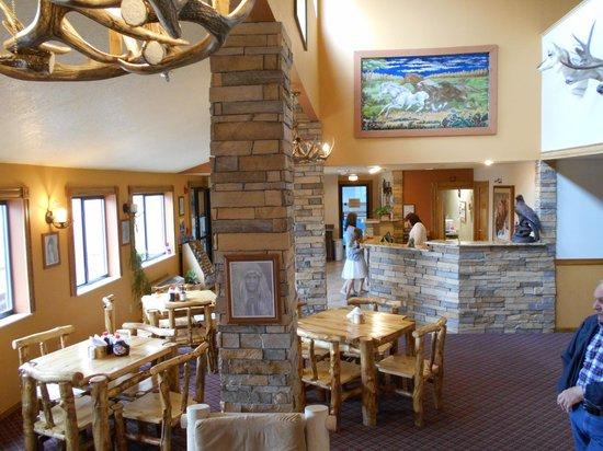 The Alpine Inn : Lobby