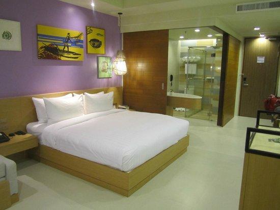 Holiday Inn Resort Krabi Ao Nang Beach: Zimmer