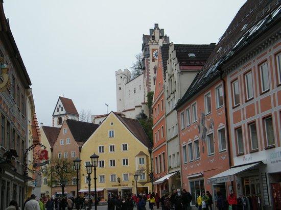 Altstadt von Fuessen: Altstadt