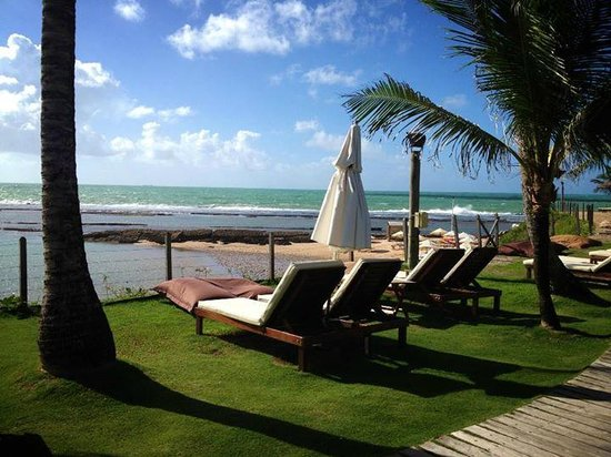 Nannai Resort & Spa: Cadeiras