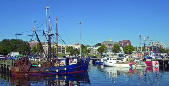 New Bedford Whaling National Historical Park: New Bedford Waterfront