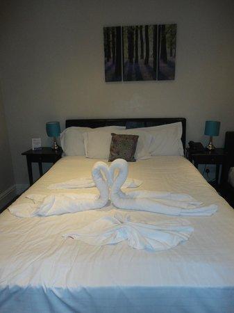 27 Paddington Hotel: 16/12/2013 en amoureux