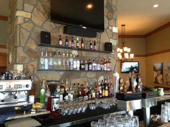 Black Diamond Bistro: Bar