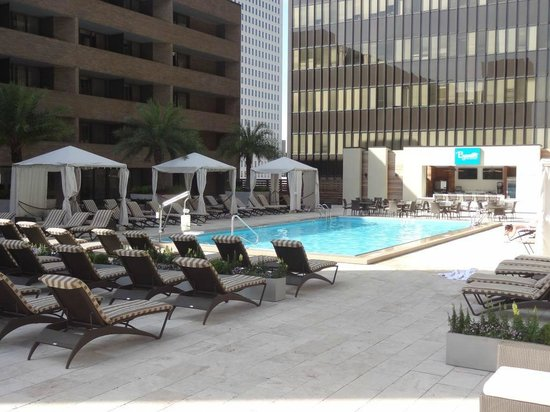 Hyatt Regency New Orleans Map.Swimming Pool Picture Of Hyatt Regency New Orleans New Orleans
