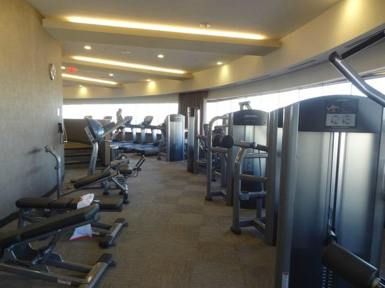 Hyatt Regency New Orleans Map.Gym Picture Of Hyatt Regency New Orleans New Orleans Tripadvisor