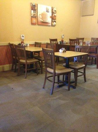 Bean Tree Cafe: interior view 1