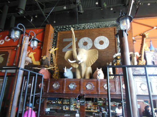 Zoo Bar: The Zoo Nightclub - Malecon - PV