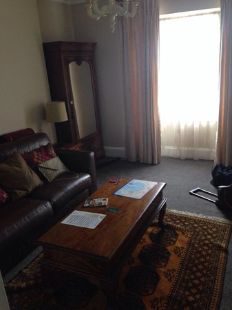 Ascot House Hotel : Junior suite