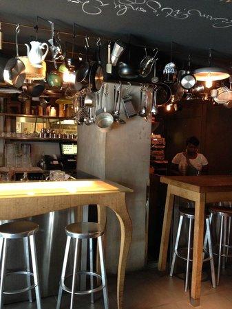Mama Shelter Paris : restaurant