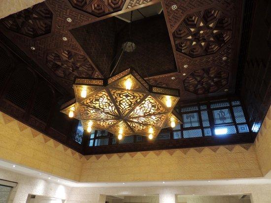 Movenpick Resort Petra : Lampara