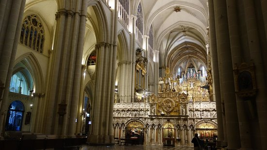Catedral Primada: Внутри собора
