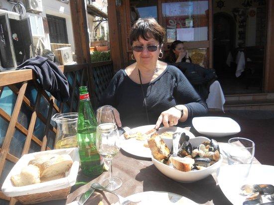 La Bella Napoli: La pizza era buonissimo!