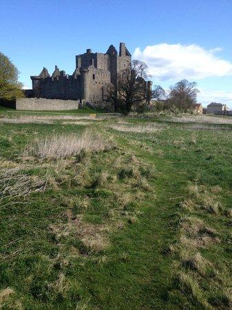 Craigmillar Castle: Great visit!
