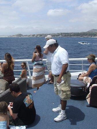 CaboRey Luxury Dinner Cruise: Rene