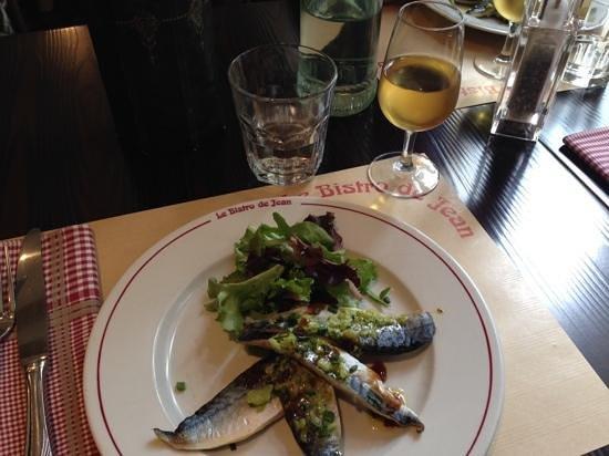 Le Bistro de Jean: antipasto di pesce