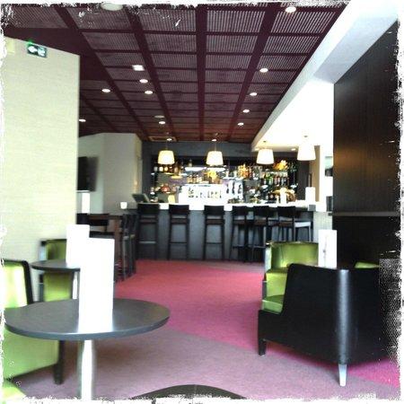 Mercure Reims Centre Cathedrale : Bar..