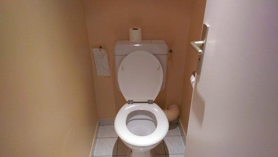 Mercure Marne la vallée Bussy St Georges : Toilet