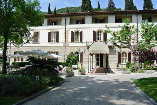 Grotta Giusti : Отель