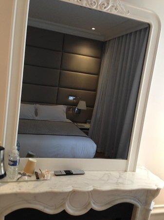 Hotel R de Paris : cama