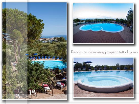 Park Hotel Cilento: La piscina