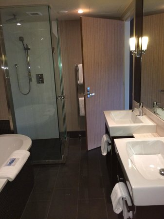 Hilton Queenstown Resort & Spa: Greatest Shower!
