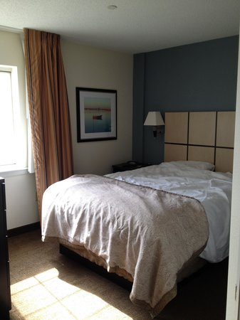 Candlewood Suites Jersey City : Bedroom