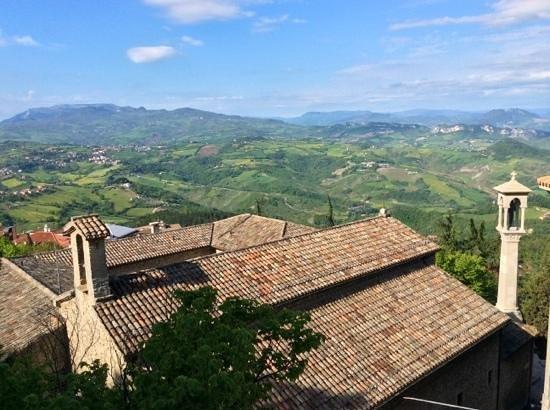 La Terrazza : Beautiful San Marino