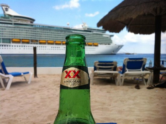 El Cid La Ceiba Beach Hotel: I don't always hangout in Cozumel, but when I do...