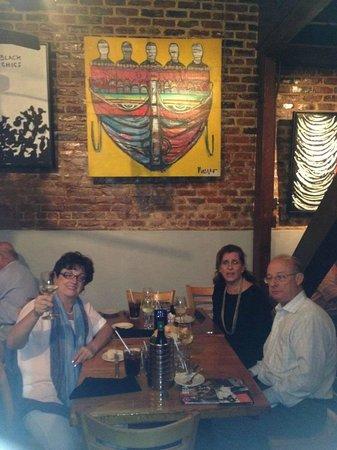 Snug Harbor Jazz Bistro: also a good meal