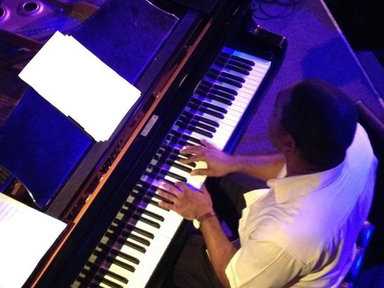 Snug Harbor Jazz Bistro: Great jazz at Snug Harbor