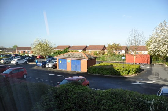 Bromsgrove Hotel & Spa: View from our room