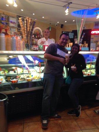 Gelateria Valentino : Los mejores gelatos de todo Roma sin duda, recomendadisimos