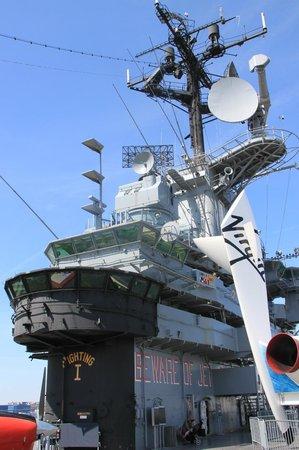 Intrepid Sea, Air & Space Museum : USS Intrepid