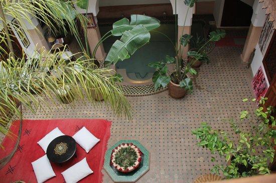 Riad Limouna: un décor magnifique avec une petite piscine