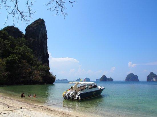 Rawai, Thailand: Simba Sea Trips