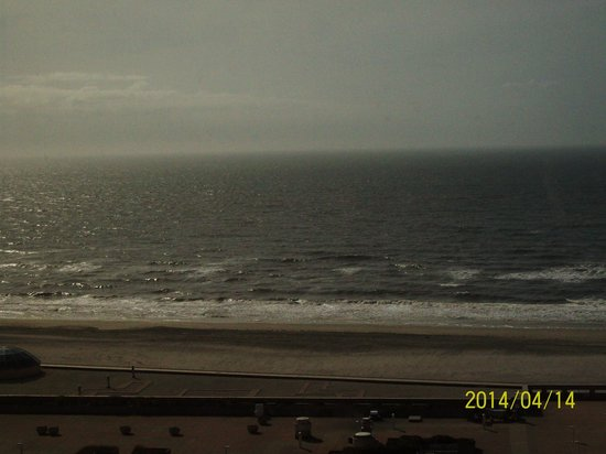 Bally's Atlantic City: View from the room