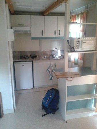 Camping Aralar: Cocina
