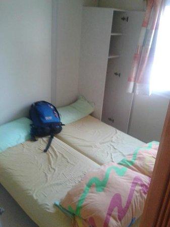 Camping Aralar: Habitación de los niños