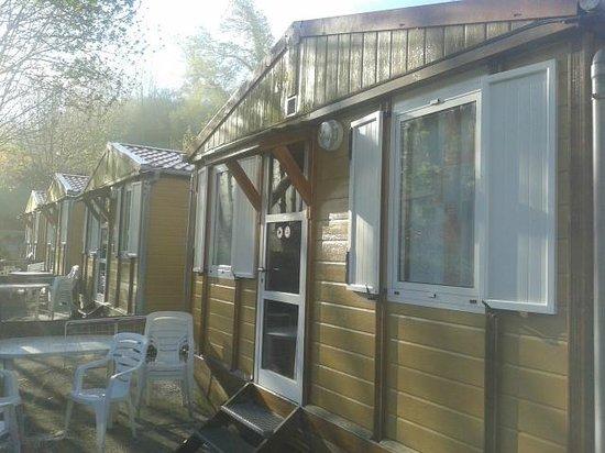 Camping Aralar: Exterior
