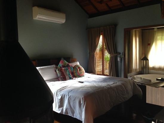Pousada Villa Acauã : Chalé